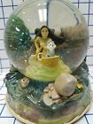 Walt Disney Pocahontas The Riverbend Snow Globe 229 movie film native American