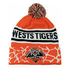 NRL Wests Tigers Quake Supporter Beanie