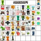 36Pcs Lot Minecraft Series 2 Stone 3 4 5 Mini Action Figure Toys Characters Sets