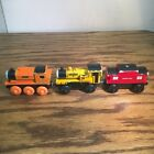 Billy & Duncan Trains Sordor Caboose Thomas & Friends Wooden Railway Tank Engine