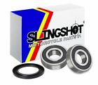 Slingshot Front Wheel Bearings & Seals Suzuki TU250 Volty 97-01