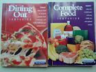 RARE WEIGHT WATCHERS 2003 Winning Points COMPLETE FOOD DINING OUT COMPANION Book