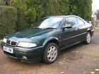 ROVER COUPE 220 NON TURBO TOMCAT T TOPS 97000MLS WITH SERVICE HISTORY 2 OWNERS