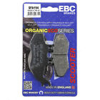 EBC SFA194 Organic Scooter Brake Pads For Front Peugeot XP S Super Motard 03-10