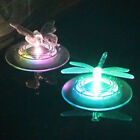 Solar Floating LED Light Dragonfly Color Changing Pool Night Pond Decor Lamp