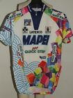 BIKE CYCLING JERSEY MAILLOT SHIRT CYCLISM TEAM MAPEI LATEXCO SPORTFUL size XXL