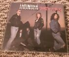 THUNDER- Dirty Love (CD single) hard rock. Terraplane. Danny Bowes. Luke Morley