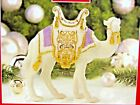 Lenox First Blessing Nativity AMETHYST STANDING CAMEL NEW IN BOX LOWEST PRICE