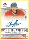 2014-15 SP Authentic Hockey Future Watch Autographs Gallery, Guide 67
