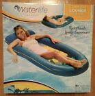 WATERLIFE BY AQUA LEISURE COMFORT LOUNGE SWIMMING POOL FLOAT NEW IN BOX
