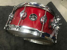 Dw Performance series 14 x 65 snare Candy Apple Red