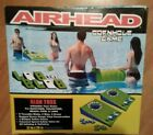 Airhead Inflatable Pool Lake Games Family Fun Water Activity CornHole Blob Toss