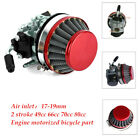 Carburetor Carb Air Filter For 49cc  66cc 70cc 80cc Motorized Bicycle Engine