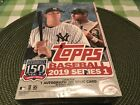 2019 Topps Series 1 Hobby Box Factory Sealed 1 Auto Or Relic Per Box