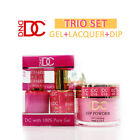 DND DC TRIO Soak Off Gel Polish + Lacquer + Dip Powder PICK YOU COLORS