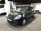 LARGER PHOTOS: Renault clio 1.4 16v in Black good cheap first car