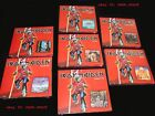 IRON MAIDEN_COMPLETE SET OF 7 MEGA RARE BANNED CANADIAN RCMP_SEALED CDS