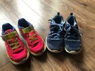Girls Sneakers Size 135 Unser Armour Sketchers