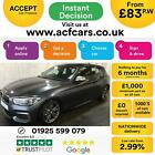 2017 GREY BMW M140i 30 T SPORT PETROL AUTO 5DR HATCH CAR FINANCE FR 83 PW