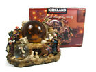 Kirkland Musical Nativity Lights Up Multi Waterglobe Plays 3 Holiday Songs