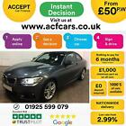 2016 GREY 218i 15 T M SPORT PETROL MANUAL 2DR COUPE CAR FINANCE FR 50 PW