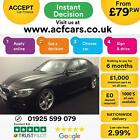 2017 BLACK BMW 330D 30 XDRIVE M SPORT DIESEL AUTO SALOON CAR FINANCE FR 79 PW
