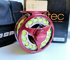 Loop Evotec G3 FW233 Fly Reel for 5 7 Weight Fly Lines with Box Manual Case Exc