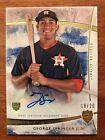 MVP! Top George Springer Rookie Cards and Key Prospects 45