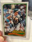 Mark McGwire Cards, Rookie Card and Autographed Memorabilia Guide 35