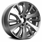 Aluminum Alloy Wheel Rim 20 Inch For 15 17 Infiniti Q80 OEM 12 Spokes 6 1397mm
