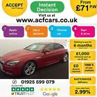 2015 RED BMW 640D GRAN COUPE 30 M SPORT DIESEL AUTO 4DR CAR FINANCE FR 71 PW