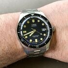ORIS Diver's Sixty-Five (65) 42mm, FULL KIT, Blue Dial + Brand New Strap EX+++