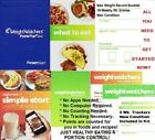 Weight Watchers WW POINTS PLUS STARTER KIT All U Need to Start Now NEW Unused