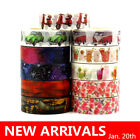 Decor Creative Galaxy Washi Tape Paper Dog House Scrapbook Adhesive Tapes Mask