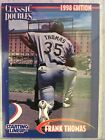 1998 Starting Lineup Classic Doubles FRANK THOMAS Card #35 FREE SHIPPING