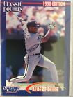 1998 Starting Lineup Classic Doubles ALBERT BELLE Card #8 FREE SHIPPING!!!!!