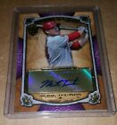 Mark Trumbo Cards and Autograph Memorabilia Buying Guide 4