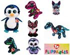 ty Flippables Reversible Sparkling Sequin Beanie Boos  6