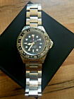 Steinhart Ocean One GMT Swiss Automaticm 300m/1000 ft for Parts and Repair