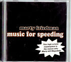Music for Speeding by Marty Friedman (CD, Feb-2003, Mascot Music (Netherlands))