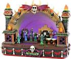 Lemax 2018 Spooky Town SYMPHONY OF SCREAMS #85303 NRFB Sights & Sounds Village *