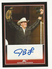 2013 Topps Best of WWE Autographs Guide 36