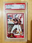 1981 Topps #370 - DAVE WINFIELD - PSA 8 NM-MT