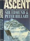 Edmund Hillary Ascent Two Lives Explored the Autobiographies 1st ed Signed
