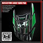 REFLECTIVE VERSYS LOGO 650/1000/X-300 TANK PAD PROTECTOR DECAL STICKER GEL GUARD