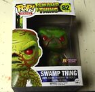 Funko Pop Swamp Thing Vinyl Figures 3