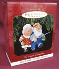 Hallmark Ornament 1997 The Clauses on Vacation, 1st in Series, Santa