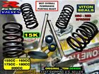 Performance GY6 150cc Racing Upgrade Valve Kit Seals Power Springs Hi Output A++