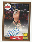 2017 Topps WWE Heritage Wrestling Cards 4