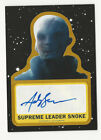 2017 Topps Star Wars Journey to The Last Jedi Trading Cards 62